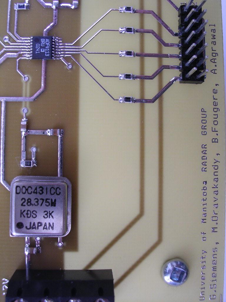 demodulator in sensor